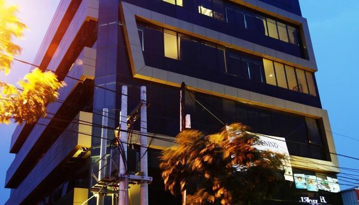 Nite and Day Jakarta Roxy Jakarta - Bangunan