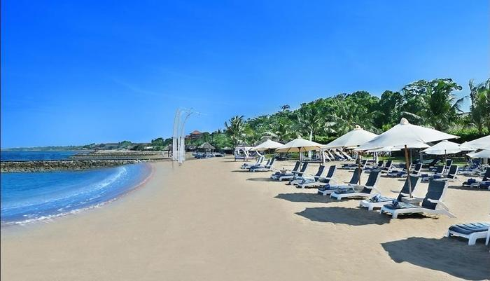 Grand Mirage Resort Bali - Area Pantai