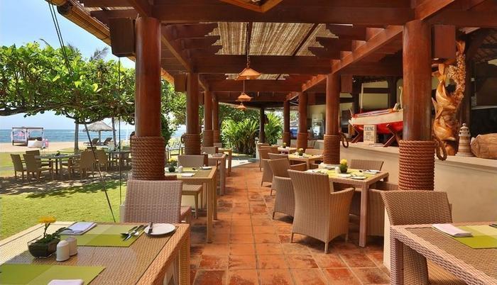 Grand Mirage Resort Bali - Restoran
