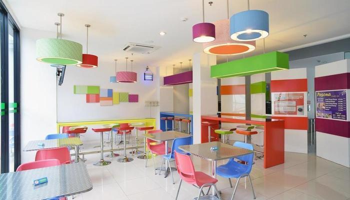 POP! Hotel Tebet Jakarta - Restaurant