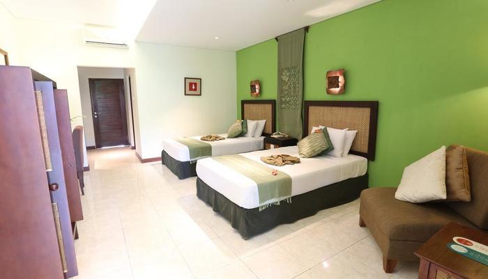 The Graha Cakra Bali Hotel Bali - KAMAR SUERIOR
