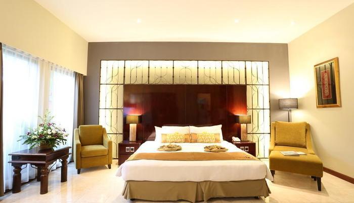 The Graha Cakra Bali Hotel Bali - KAMAR DELUXE