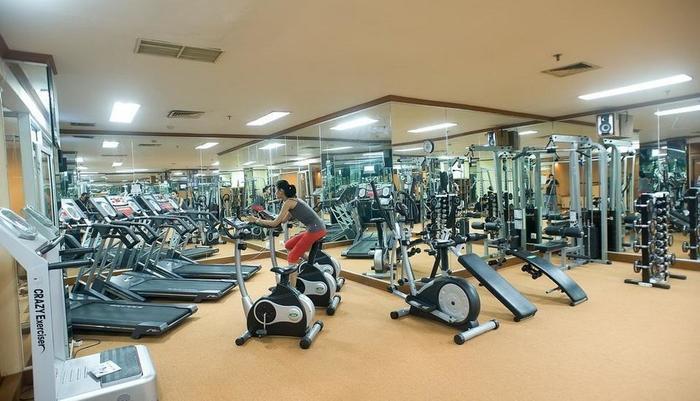 The Sunan Hotel Solo - Fitness Center