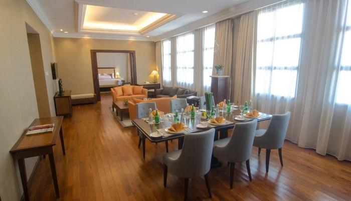 The Sunan Hotel Solo - President Suite