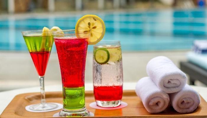 The Sunan Hotel Solo - Minuman