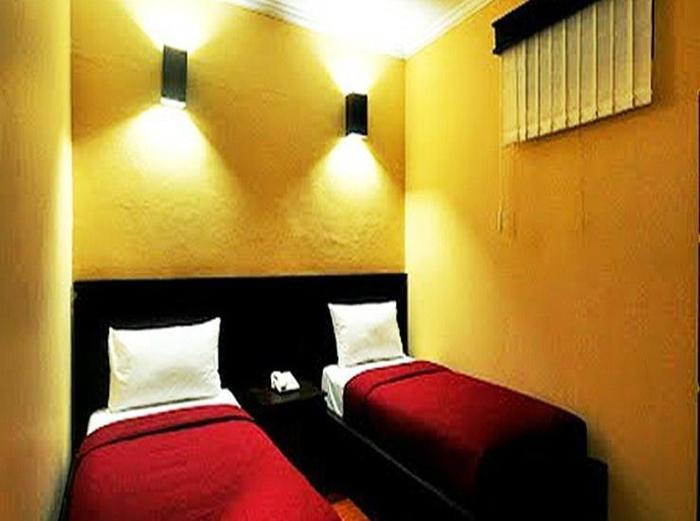 Hotel Sarila Belitung - Deluxe Tempat Tidur Twin