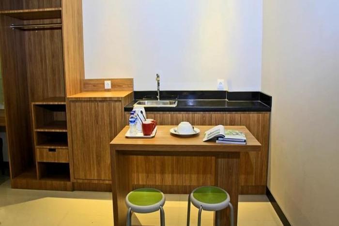 Cozy Stay Hotel Simpang Enam - Dapur
