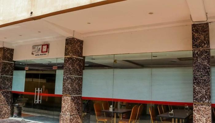 NIDA Rooms Jakarta Pasar Senen - Eksterior