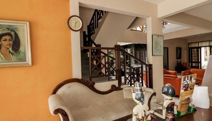 NIDA Rooms Yogyakarta Timoho - Interior