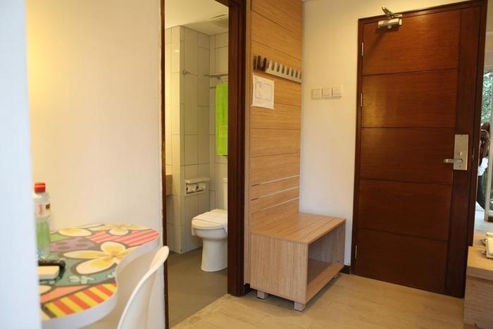 MaxOne Hotel  Seminyak - Kamar tamu