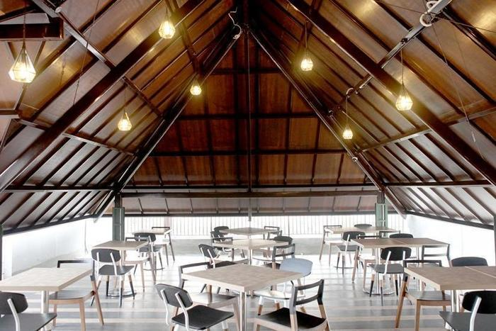 MaxOne Hotel  Seminyak - Restoran