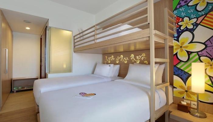 MaxOne Hotel  Seminyak - LOVE BUNK BED