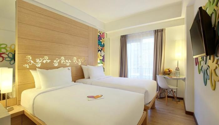 MaxOne Hotel  Seminyak - HAPPINESS TWIN