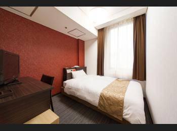 Hotel Wing International Shinjuku Tokyo - Semi Double Room (120cmx195cm), Smoking Hemat 10%