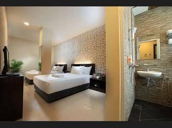 Izumi Hotel Bukit Bintang - Family Room Pesan lebih awal dan hemat 15%