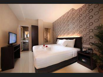 Izumi Hotel Bukit Bintang - Standard Room (Windowless) Pesan lebih awal dan hemat 15%
