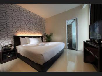 Izumi Hotel Bukit Bintang - Deluxe Room Pesan lebih awal dan hemat 15%