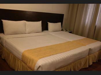 My Hotel Bukit Bintang Kuala Lumpur - Triple Room Diskon 40%