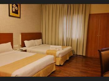 My Hotel Bukit Bintang Kuala Lumpur - Family Quadruple Room Diskon 40%