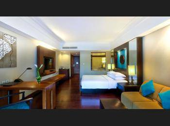 Hilton Bali Resort Nusa Dua - Executive Room, 1 King Bed, Non Smoking, Lagoon View Regular Plan