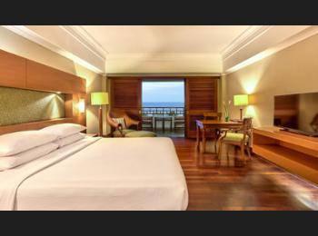 Hilton Bali Resort Nusa Dua - Deluxe Room, 1 King Bed, Non Smoking, Ocean View Regular Plan