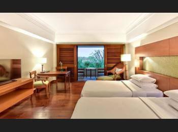 Hilton Bali Resort Nusa Dua - Twin Room, Non Smoking, Garden View Regular Plan