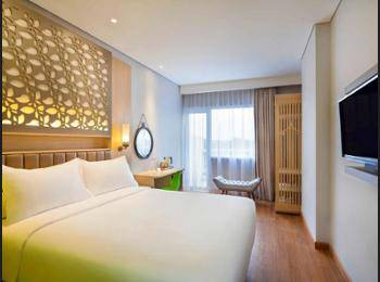 Ibis Styles Cikarang - Superior Room, Balcony Regular Plan