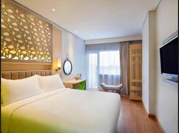 Ibis Styles Cikarang - Superior Room, Balcony Regular Plan