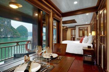 Paradise Peak Cruise Ha Long - Suite Superior, pemandangan teluk Pesan lebih awal dan hemat 25%