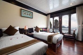 Halong Glory Legend Cruise Ha Long - Kamar Deluks Hemat 30%