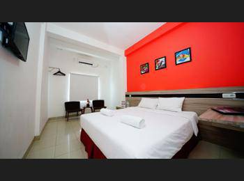 Amaia Hotel Lombok - Kamar Double Superior Regular Plan