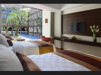 The Bene - By Astadala Bali - Pool Access Twin Room Hemat 10%
