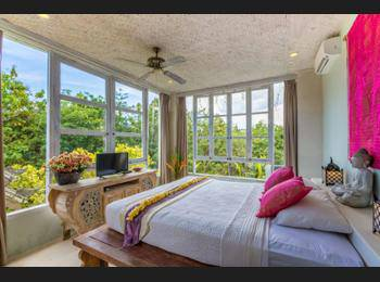 BoHo Bingin Beach Bali - Deluxe Double or Twin Room Regular Plan