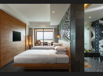 Renaissance Bali Uluwatu Resort & Spa Bali - Deluxe Room, 2 Twin Beds, Terrace Regular Plan