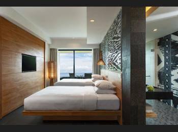 Renaissance Bali Uluwatu Resort & Spa Bali - Deluxe Room, 2 Twin Beds, Balcony Regular Plan