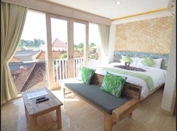 Green Studio Apartment Sanur Bali - Apartment, 1 Bedroom Regular Plan