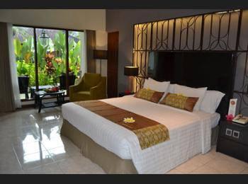 The Cakra Hotel Bali - Kamar Deluks Regular Plan