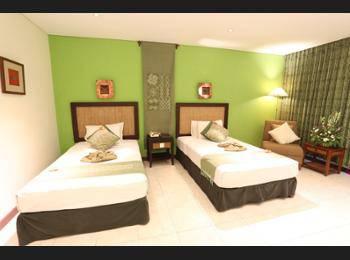 The Cakra Hotel Bali - Kamar Superior Regular Plan