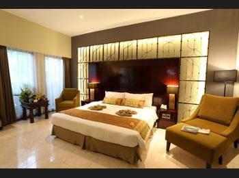 The Cakra Hotel Bali - Suite Junior Regular Plan