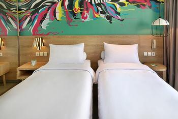 ibis Styles Bogor Raya Bogor - Deluxe Twin Room Regular Plan