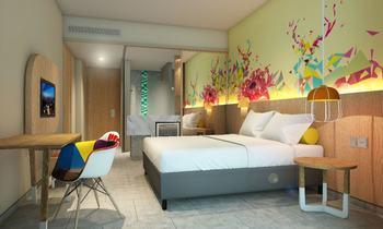 ibis Styles Bogor Raya Bogor - Family Room Regular Plan
