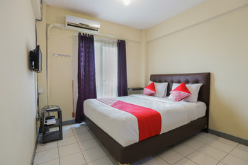 OYO 909 Lauv Room Grand Centerpoint Bekasi - Deluxe Double Room Regular Plan