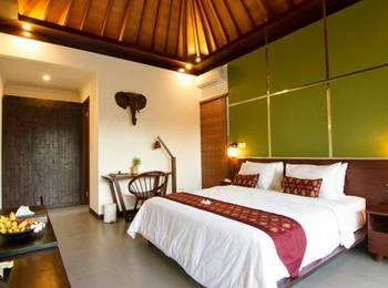 Samata Village Gili Air - One Bedroom Pool View Regular Plan