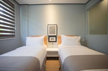 Allstay Ecotel Yogyakarta Yogyakarta - Superior Twin Room Only Special Promo Regular Plan