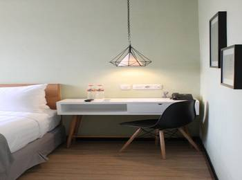 AllStay Hotel Yogyakarta - Deluxe Twin or Double Room Only BASIC DEAL 2021