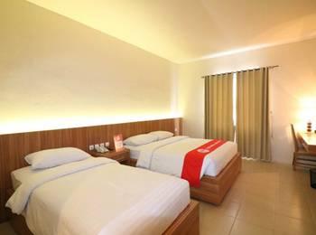 NIDA Rooms Tugu Railway Station Jogja - Double Room Single Occupancy App Sale Promotion