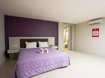 NIDA Rooms Senen Market Matraman - Double Room Double Occupancy  Special Promo!