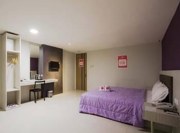 NIDA Rooms Senen Market Matraman - Double Room Single Occupancy  Special Promo!