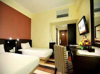 Hotel Pandanaran Semarang - Grand Deluxe Twin Room Hot Deal