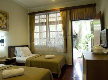 Hotel Catur Adi Putra Bali - Superior Room Double or Twin (Include Breakfast) Last Minute Promo, Discount 55% !!